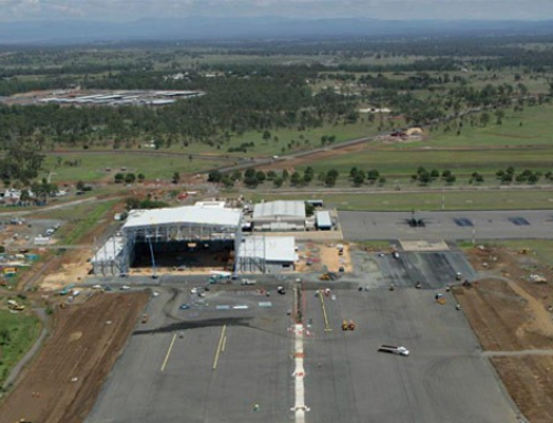 RAAF Base Townsville Construction
