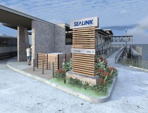 Sealink Ferry Terminal